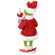 Back - Grinch with Cindy Lou Figure