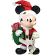 """Merry Mickey Mouse 30"""" Figure"""