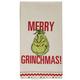Folded - Merry Grinchmas Tea Towel
