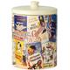 Side 1 - Classic Disney Posters Cookie Jar