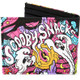 Scooby-Doo Psychedelic Bifold Wallet Back View
