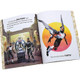 Marvel-The Falcon Little Golden Book-Open pages