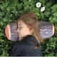 Log-Shaped Pillow