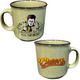 Cheers Ceramic Camper Mug
