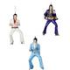 Elvis Jumpsuit Ornament - All 3