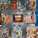 CLUE: SEINFELD - Game Board