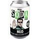 Funko Vinyl Soda Can The Matrix Neo Vinyl Figure