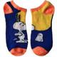 Peanuts Snoopy Halloween 5 Pack of Ankle Socks by Bioworld Sock #1