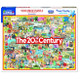 The 20th Century 1000pc Jigsaw Puzzle by White Mountain - Box View