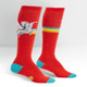Retro Pegasus Women's Knee High Socks by Sock It To Me