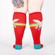 Retro Pegasus Women's Knee High Socks by Sock It To Me Back View