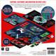 Die Hard -The Nakatomi Heist Board Game Packaged Back View