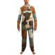 Star Wars The Mandalorian Men's Union Suit Front View