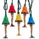 Multi-Colour Leg Lamp String of Lights