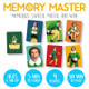 Elf Memory Master Card Game Themed Contents View