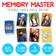 Christmas Vacation Memory Master Card Game Contents View