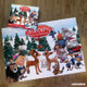 Rudolph The Red-Nosed Reindeer 1000 Piece Puzzle By Aquarius Completed View