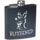 Festive Holiday Stainless Steel Flasks