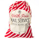 Christmas Santa Sack - North Pole Mail Service Special Delivery For
