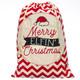Christmas Santa Sack - Merry Elfin' Christmas