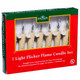 Flicker Flame Candle Christmas Tree Lights