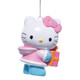 Hello Kitty with Gift Tree Ornament