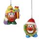 Mr. & Mrs. Potato Head Christmas Tree Ornament