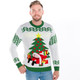 Butt Crack Santa - Ugly Christmas Sweater 3