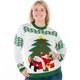 Butt Crack Santa - Ugly Christmas Sweater 4