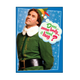 Buddy The Elf - Does somebody need a hug? Elf Magnet.