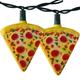 Pizza light string