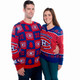 Ladies Montreal Canadiens Ugly Christmas Sweater (Couple)