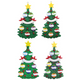 Green Christmas Tree Personalized 5, 6, 7, 8