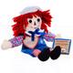"""Raggedy Andy 12"""" Doll by Aurora"""