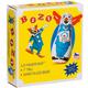 Small Original Bozo 3-D Finger Bop Bag packaging