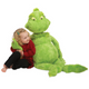 Have a new cuddly friend with this giant Grinch plush