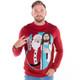 Men's Jingle Bros Sweater - Men's Front
