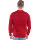 Men's Jingle Bros Sweater - Men's Back