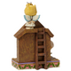 The Christmas Play - Peanuts Christmas Pageant Figurine - Back View