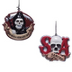 Sons of Anarchy SAMCRO and Reaper Ornaments