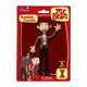 Bendable Mr. Bean Figure Packaged View