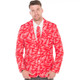 Detroit Red Wings NHL Sport Jacket and Tie