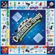 Christmas-Opoly Board Game - Board