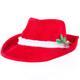 Festive Fedora Christmas Hat