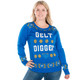 Gelt Digger Ugly Holiday Sweater