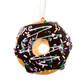 Sample squishy foam donut ornament