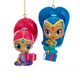Shimmer and Shine Christmas Ornament
