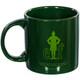 Elf the Movie Peek-a-Boo Mug Back View