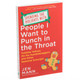 People I Want to Punch in the Throat Book