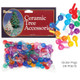 Tree Replacement Light Pegs -Multi-Colour Globe Pegs